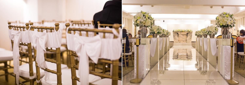 Wedding photos in Korea
